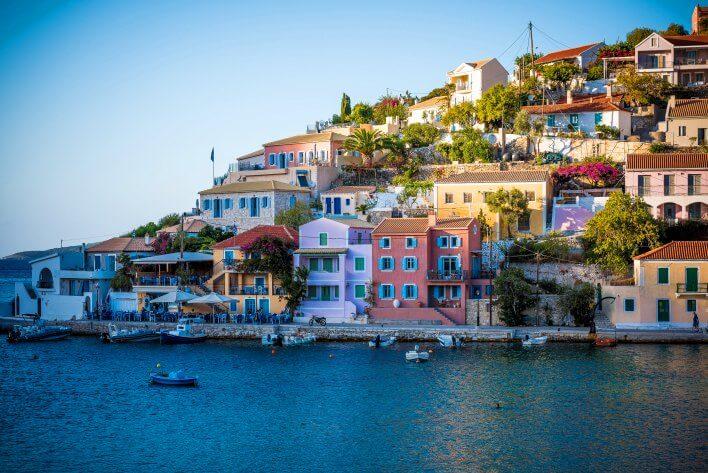 Цены на путевки в Грецию на 2018 год