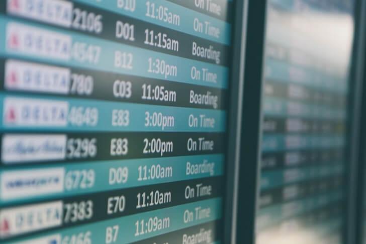 Задержали рейс – какая полагается компенсация