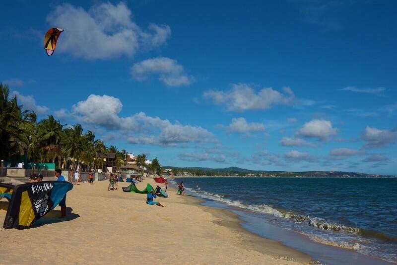 Центральный пляж Муйне
