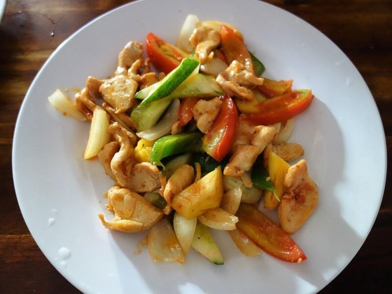 Еда в Муйне, Вьетнам