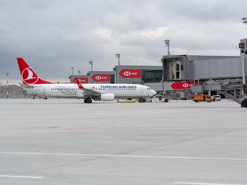 Способы добраться в Новый аэропорта Стамбула