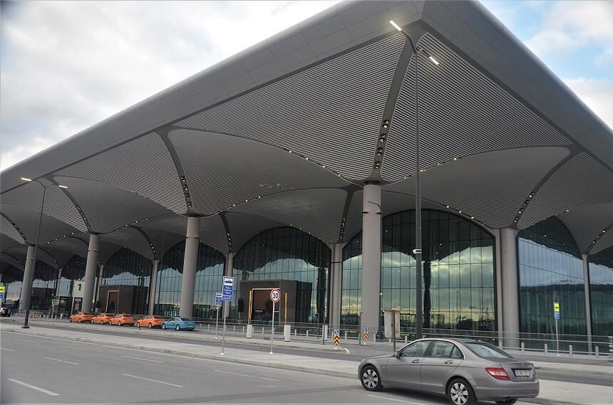 Такси и трансфер из нового аэропорта Стамбула
