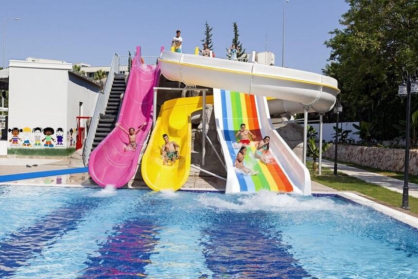 Karmir Resort, Кемер