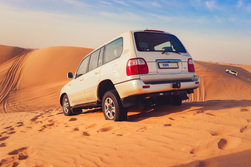 Экскурсии сафари в Дубае
