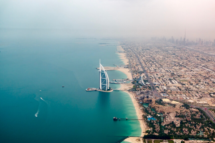 Лучшие экскурсии в Дубае на русском языке