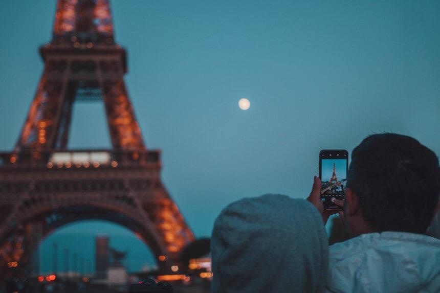 Лучшие экскурсии в Париже